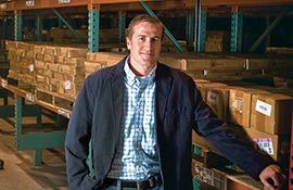 Colin Yankee, General Manager Target Upstream Distribution Center